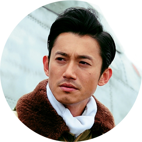 Guo Zhen (played by Chris Wu)