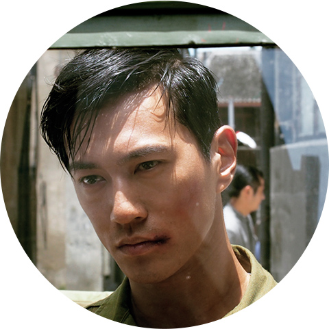 Xiao Gu (played by Hans Chung)