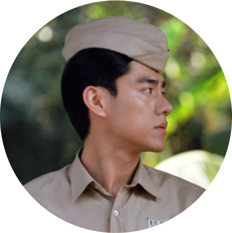 Jiao Fei (played by Toby Li)